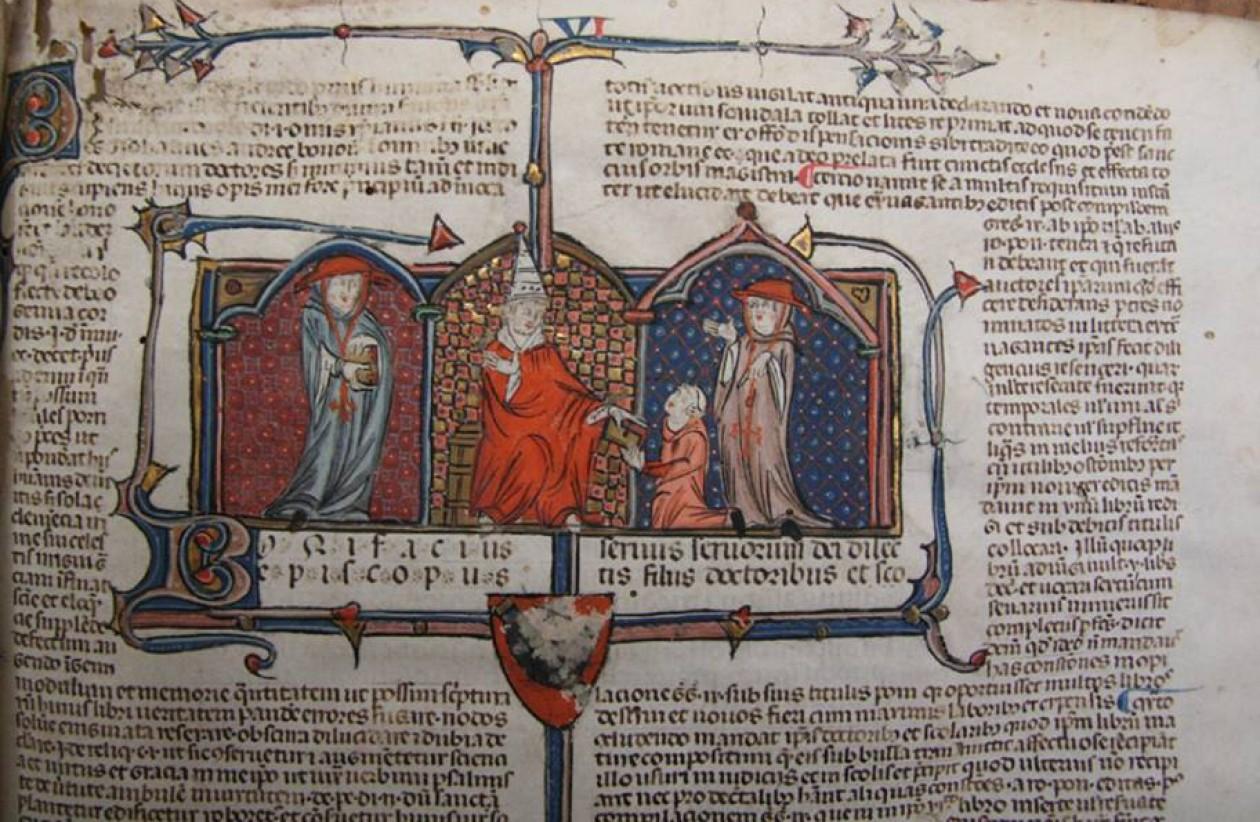 Manuscrits juridiques du Midi